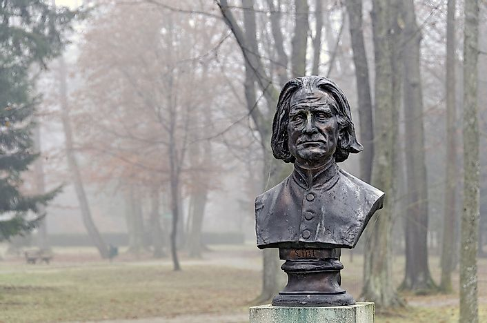 Franz Liszt - Famous Composers in History