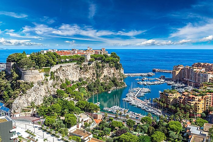 How Did Monaco Get Its Name?