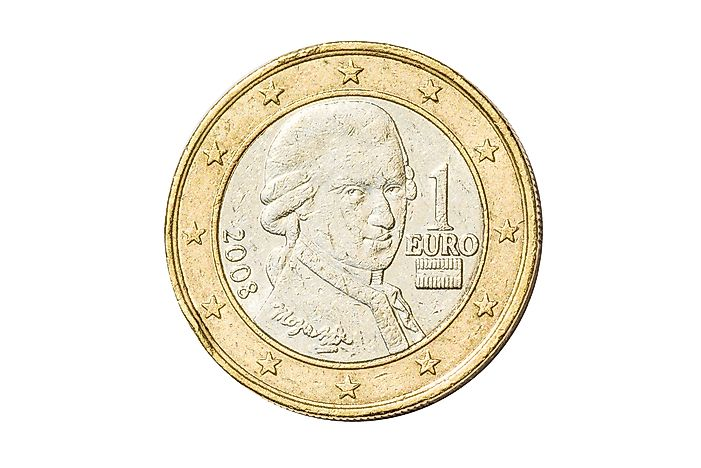 What is the Currency of Austria? - WorldAtlas.com