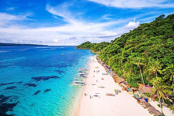 # 4 Boracay, Philippines