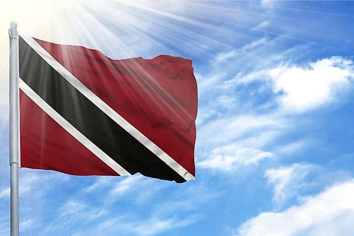 What Do The Colors And Symbols Of The Flag Of Trinidad And Tobago Mean?