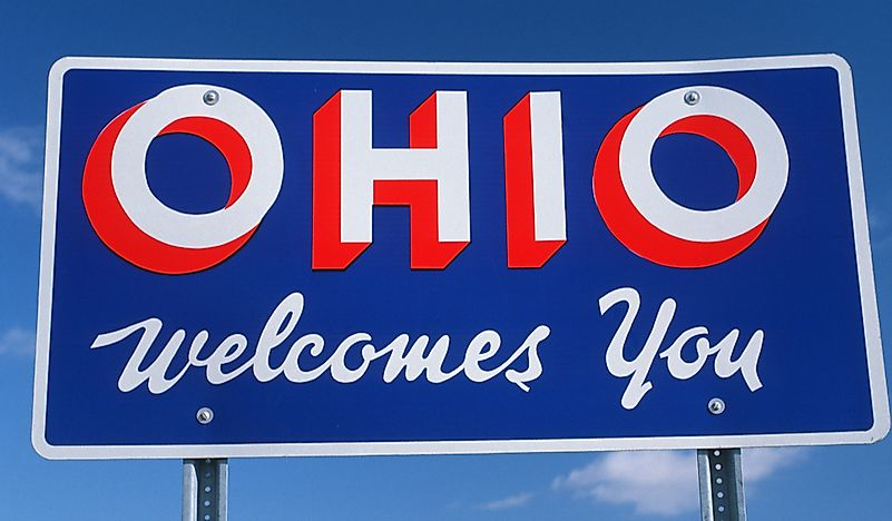 When Was The US State Of Ohio Founded?