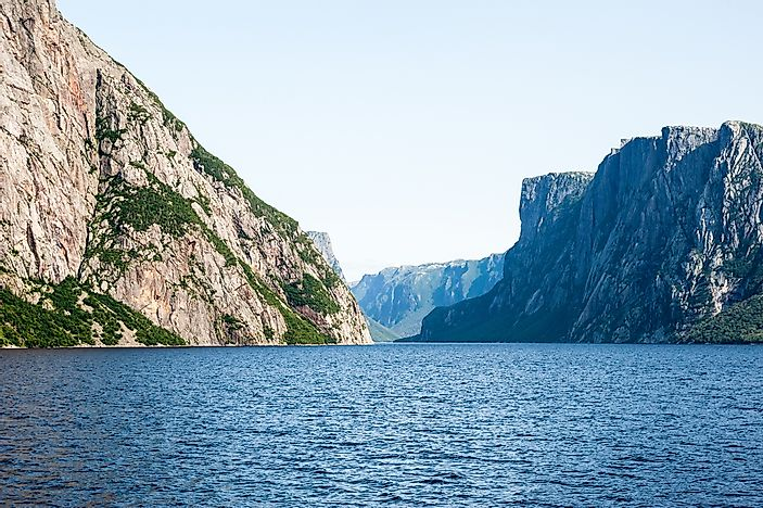 #1 Gros Morne National Park