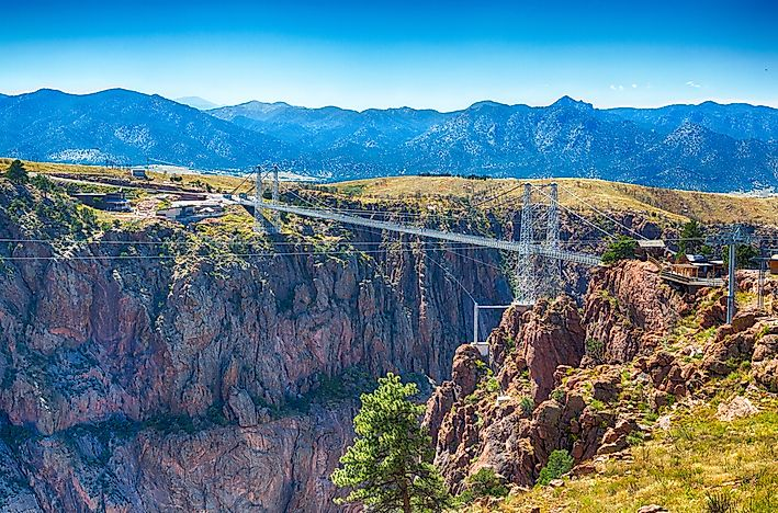 The Tallest Bridges in the United States