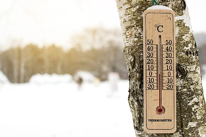 What is the Freezing Point in Celsius?