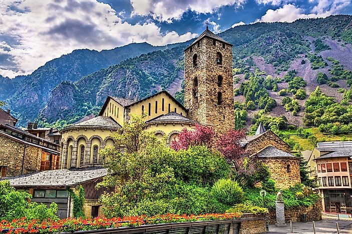 What Is The Capital of Andorra?
