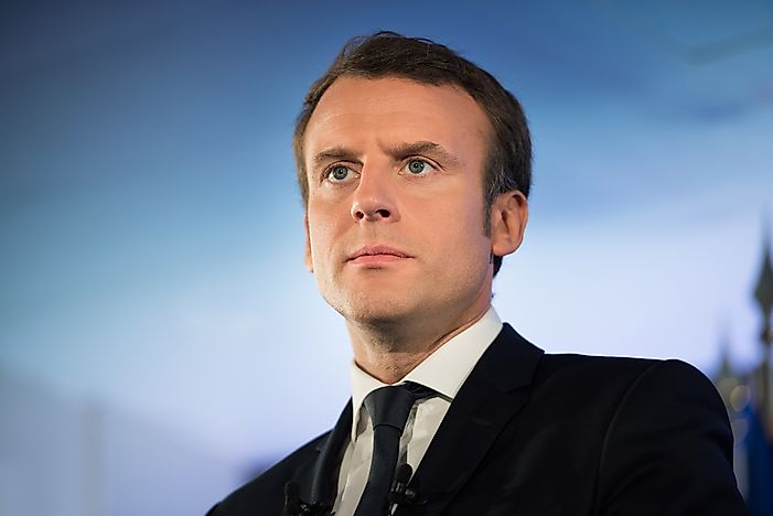 Who is the President of France?