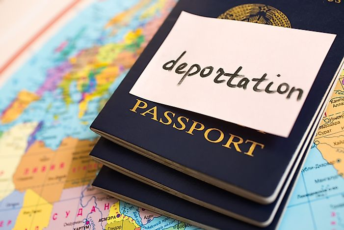 10 European Union Countries That Deport The Most People