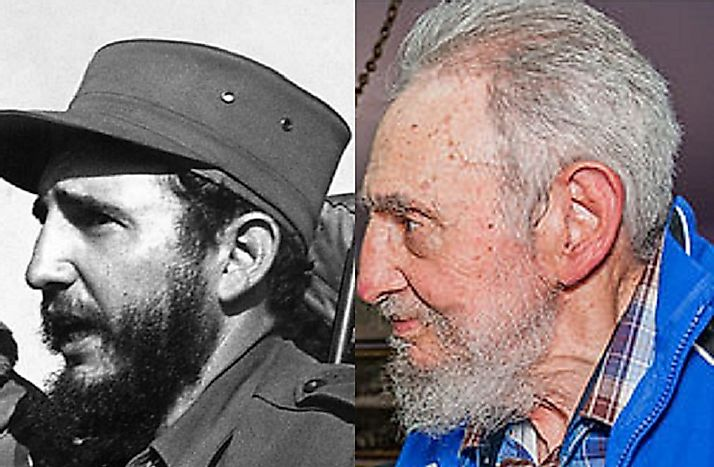 Fidel Castro - Cuban Revolutionary Leader