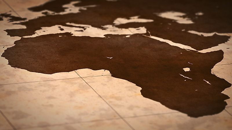 Is The African Continent Splitting In Two?