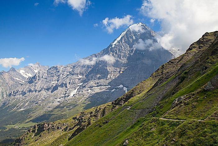 #10 Mount Eiger