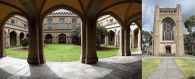 Highest Ranked Universities In Australia