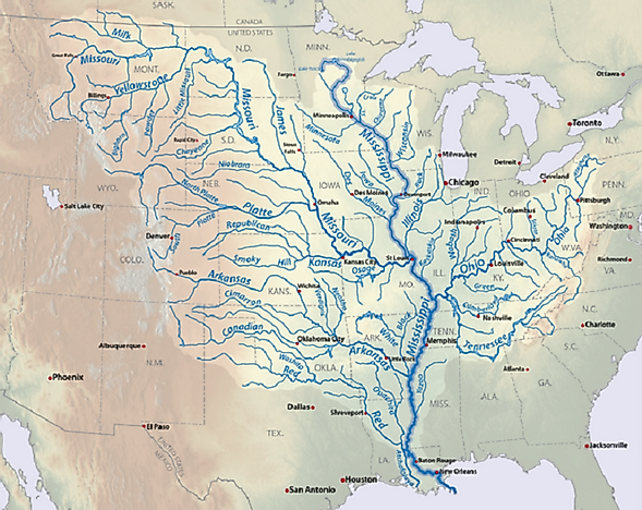What Are Watersheds And Drainage Basins?