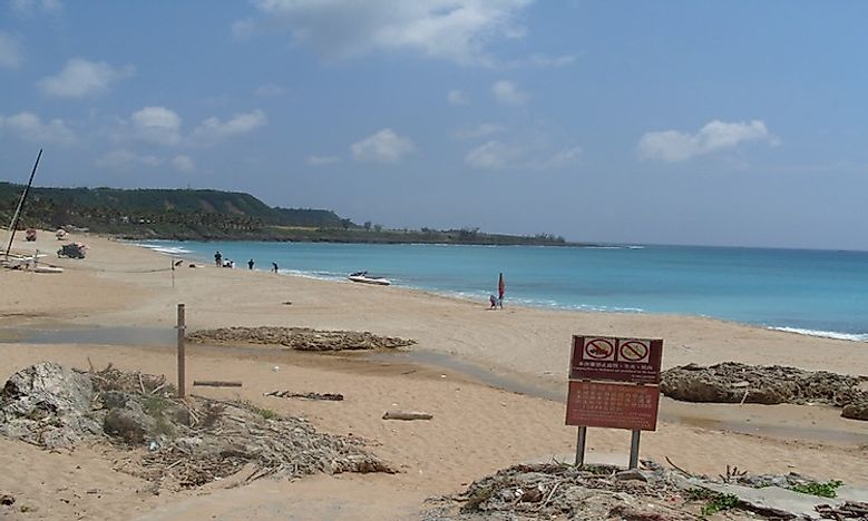 #1 Kenting National Park -
