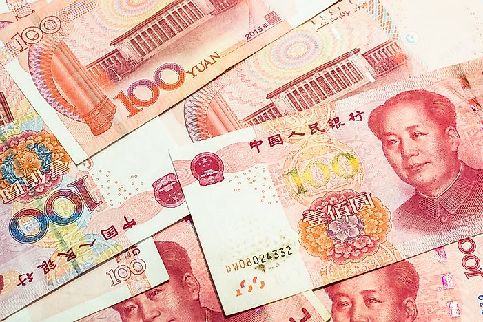 What Is The Currency Of China