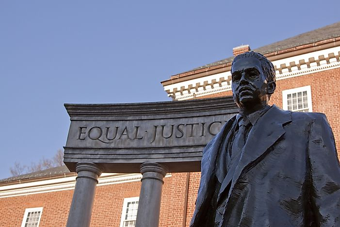 Thurgood Marshall – Important Figures in US History