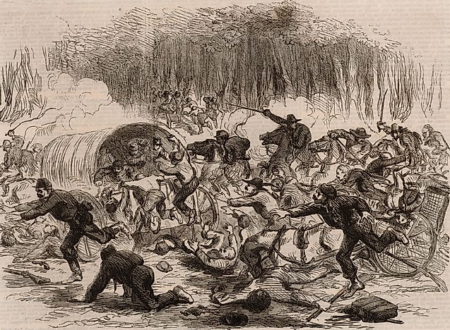 First Battle of Bull Run: The American Civil War ...