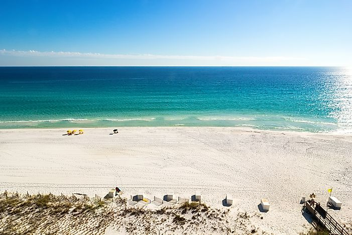 us states with the most coastline worldatlas com