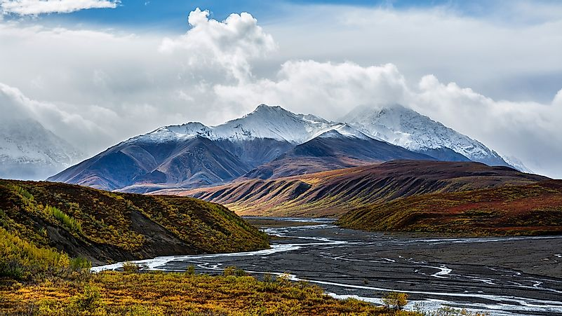#3 Denali National Park and Preserve