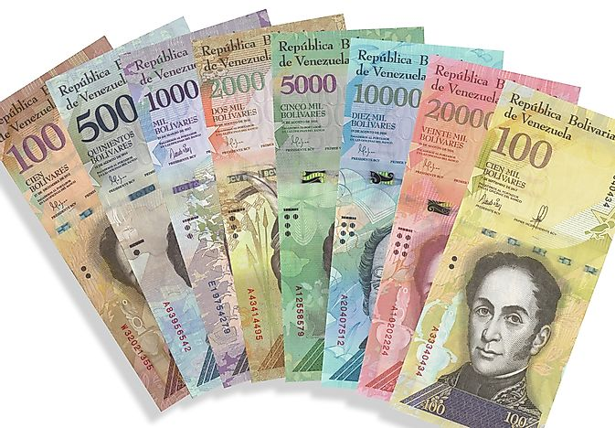 What is the Currency of Venezuela?