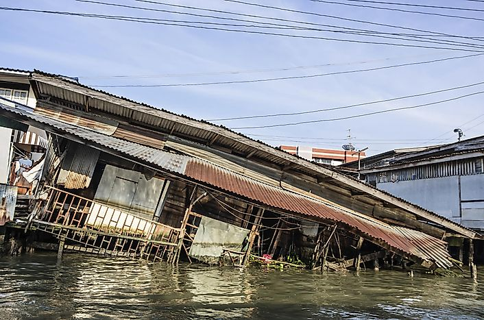 The Most Expensive Floods In The World