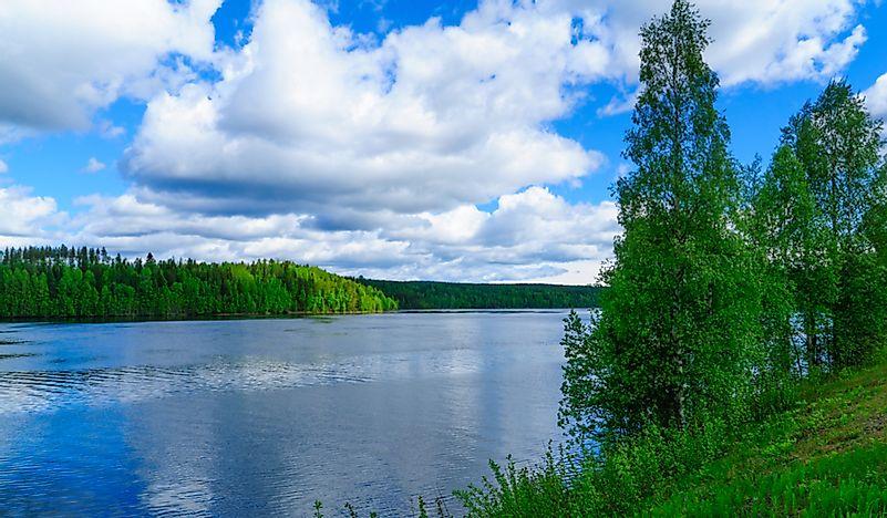 River Helsinki