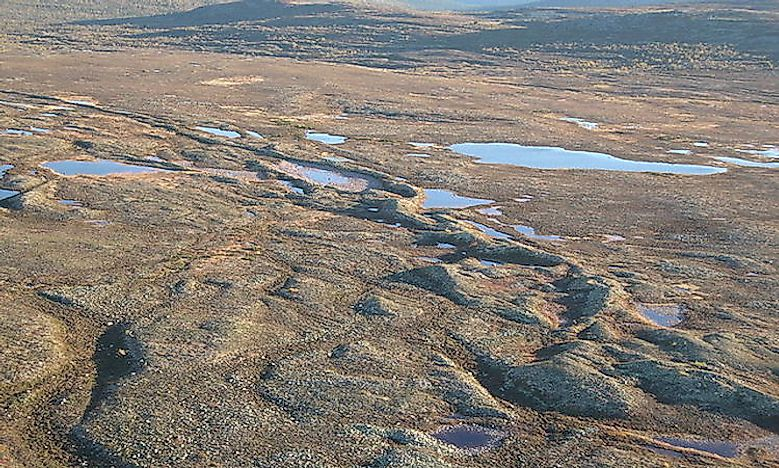 Mountain And Glacial Landforms: What Is An Esker?