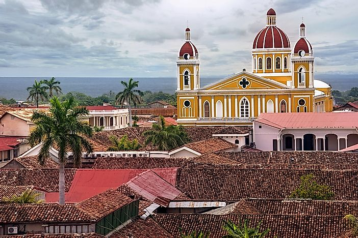 The architecture of Nicaragua.