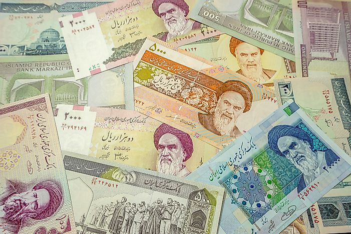 What is the Currency of Iran?
