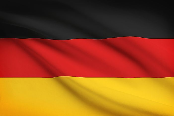What Do The Colors Of The German Flag Mean Worldatlas