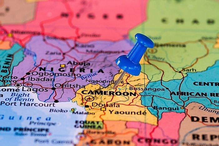 Which Countries Border Cameroon?