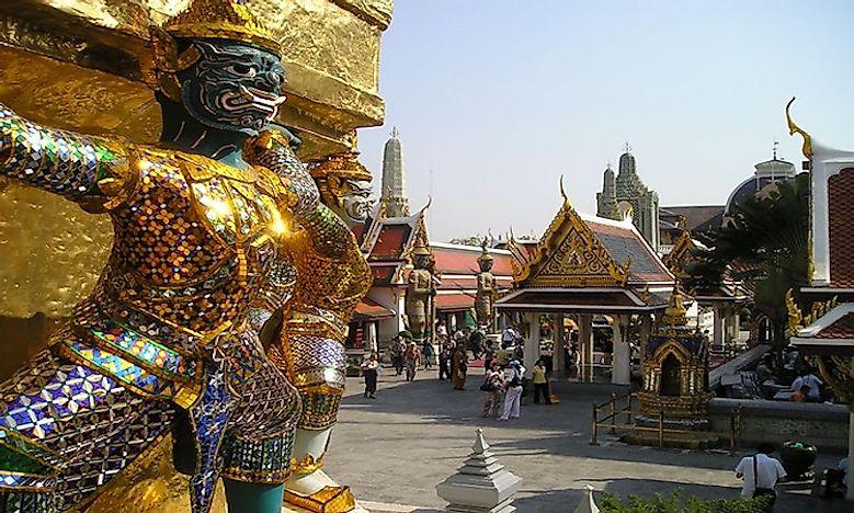 # 4 Bangkok -