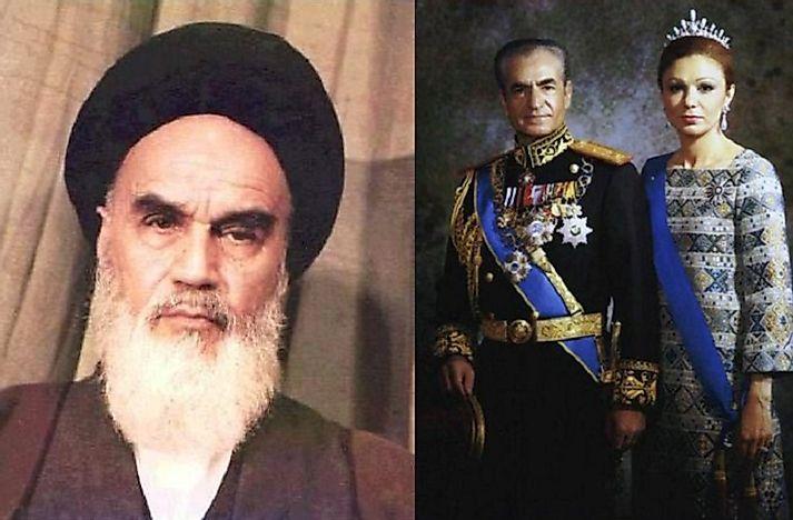 The Iranian Islamic Revolution (1978-1979) - WorldAtlas.com