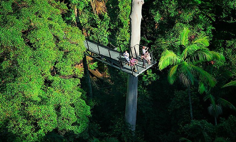 Best And Most Thrilling Skywalks In The World Worldatlas Com