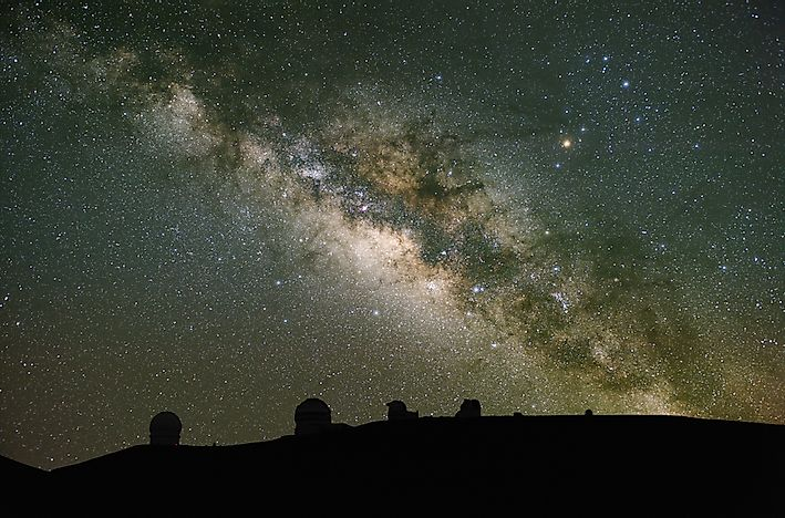 The World's Best Places to See the Stars - WorldAtlas com