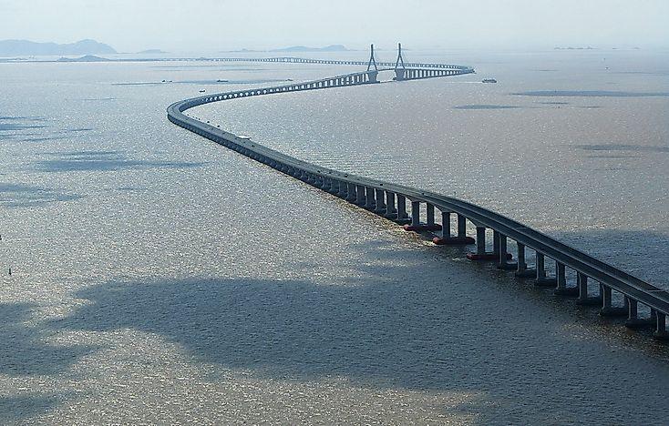 Longest Bridges In The World WorldAtlascom - Top 50 longest rivers in the world