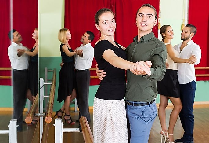 What Is Ballroom Dance, And Where Did It Originate?