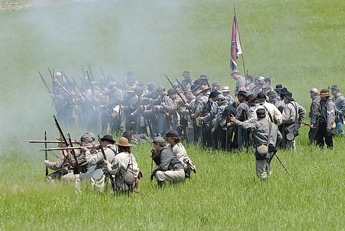 The Battle of Chancellorsville: The American Civil War