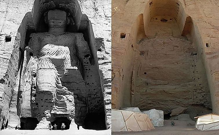 UNESCO World Heritage Sites In Afghanistan