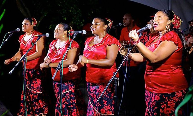 trinidad culture Located in the continent of north america trinidad and tobago covers 512800 square kilometers of land and has a population of 1226383.