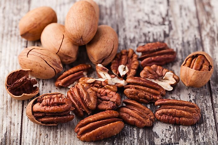 Top Pecan Consuming Countries