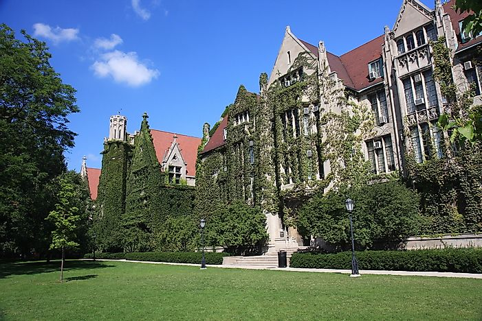 #10 University of Chicago