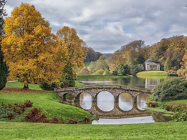 Stourhead - Unique Places in Europe