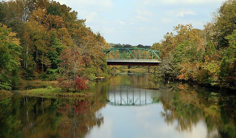 The 10 Longest Rivers in Tennessee - WorldAtlas com