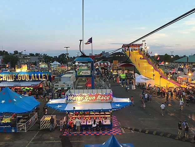 Grisly Accident at Ohio State Fair Results in Death and Injuries