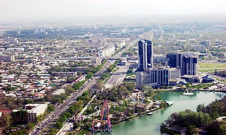 What Is The Biggest City Park In The United States
