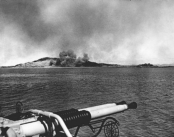Battle Of Incheon  Korean War  WorldAtlascom