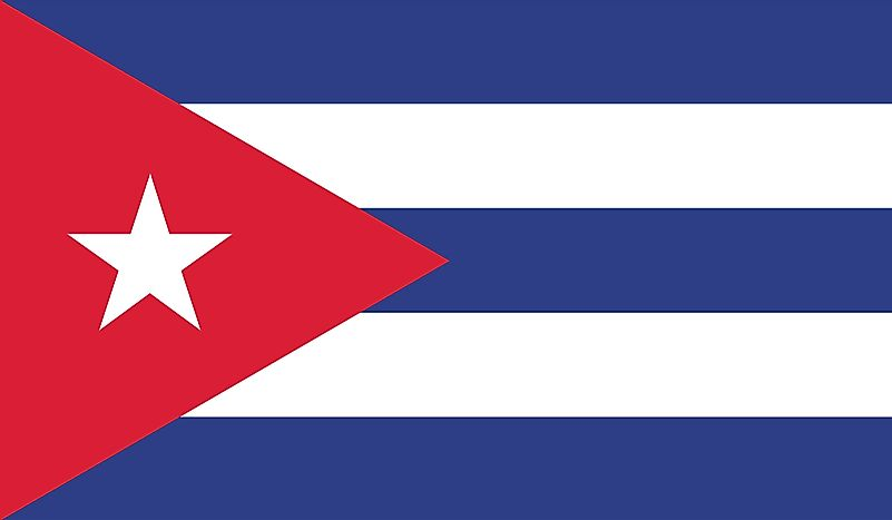 What Does the Cuban Flag Look Like?