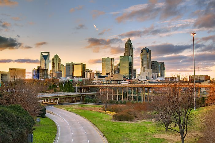 #5 Charlotte, North Carolina