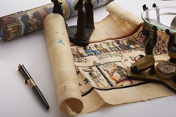 How Is Papyrus Manufactured and What Are Its Uses?